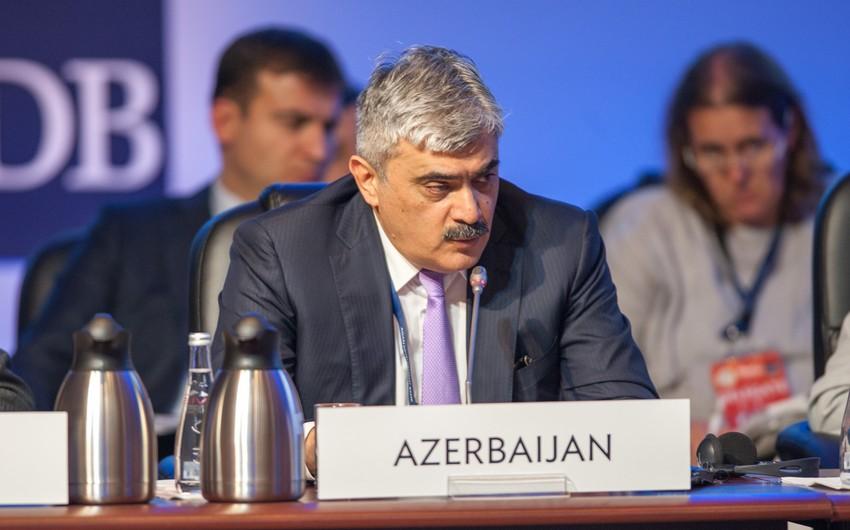Azərbaycan ADB-yə sıx əməkdaşlıq üçün təşəkkür edib