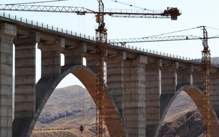 Sabah Azərbaycanla-İran arasında dəmir yolu körpüsünün təməli qoyulacaq