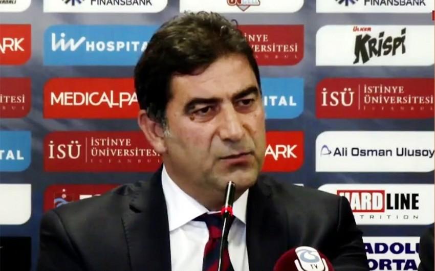 Trabzonspor klubunun yeni baş məşqçisinin adı açıqlanıb
