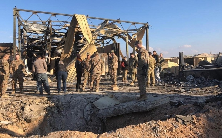 ABŞ-ın İraqdakı bazası bombalandı, üç hərbçi öldü