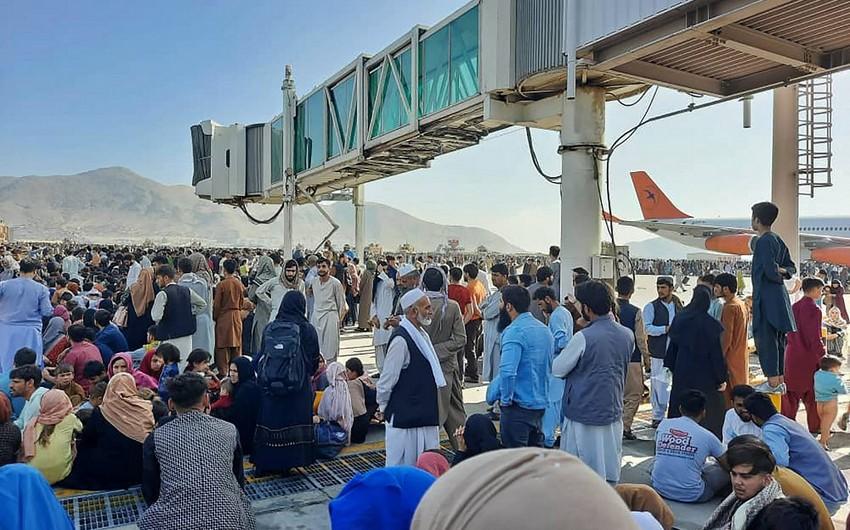 Kabil hava limanında 7 nəfər ölüb