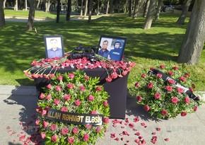 Сахиба Гафарова выразила соболезнования семьям ставших шехидами журналистов