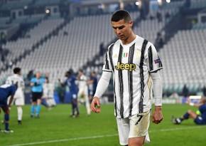Роналду впервые за 16 лет не забил в плей-офф Лиги чемпионов