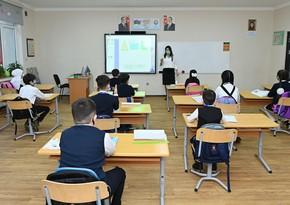 Министр: Мы стараемся привлечь всех учеников к образовательному процессу