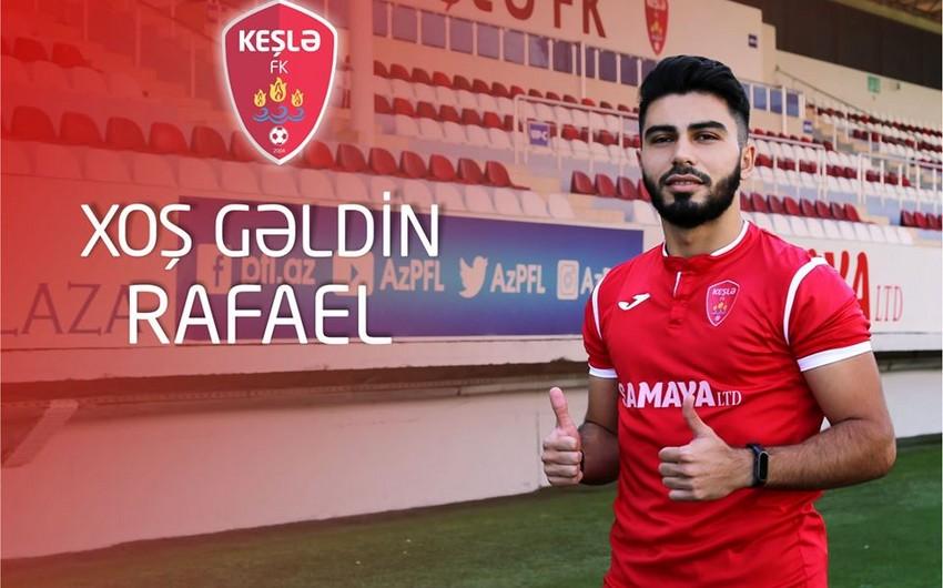Футболист Карабаха отдан в аренду