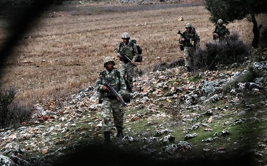 Türkiyədə terrorçular hərbi hissəyə raket atıb, 1 hərbçi şəhid olub, 4 nəfər yaralanıb