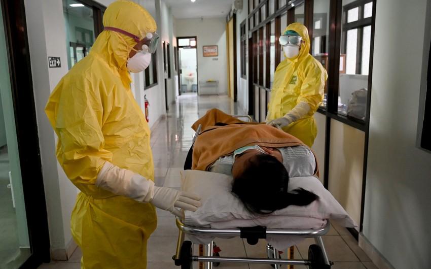 Gürcüstanda koronavirusdan ölənlərin sayı 53-ə çatıb