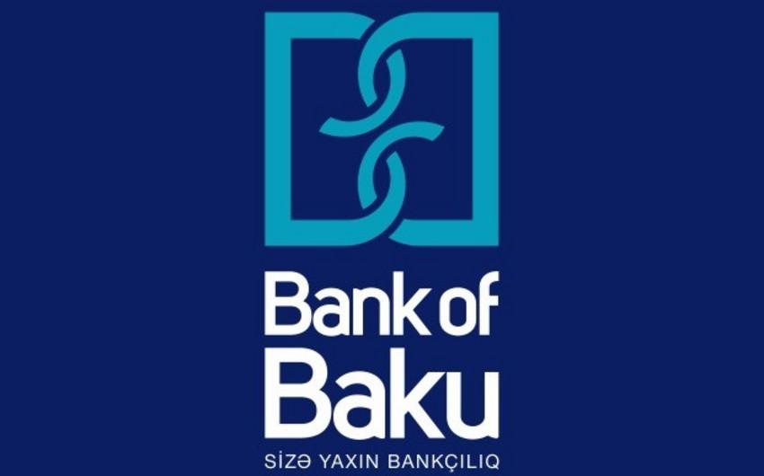 """İyunda """"Bank of Baku"""" səhmdarlarının toplantısı keçiriləcək"""