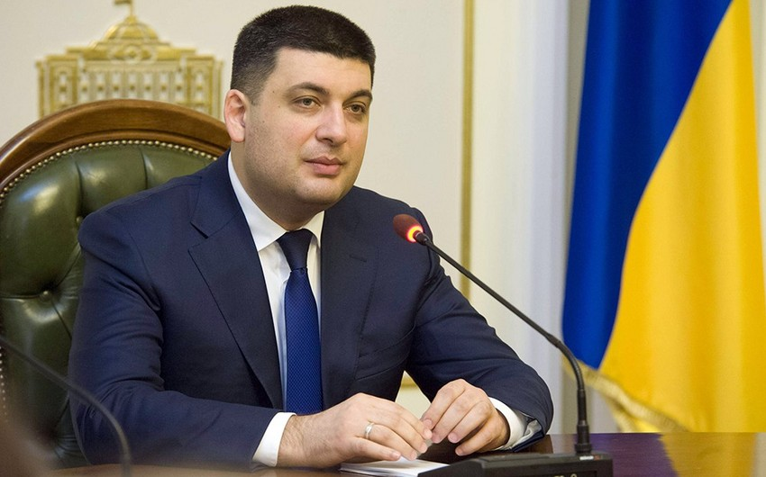 Ukraynanın baş naziri: Eurovision müsabiqəsinin keçirilməsi təhlükə altında deyil