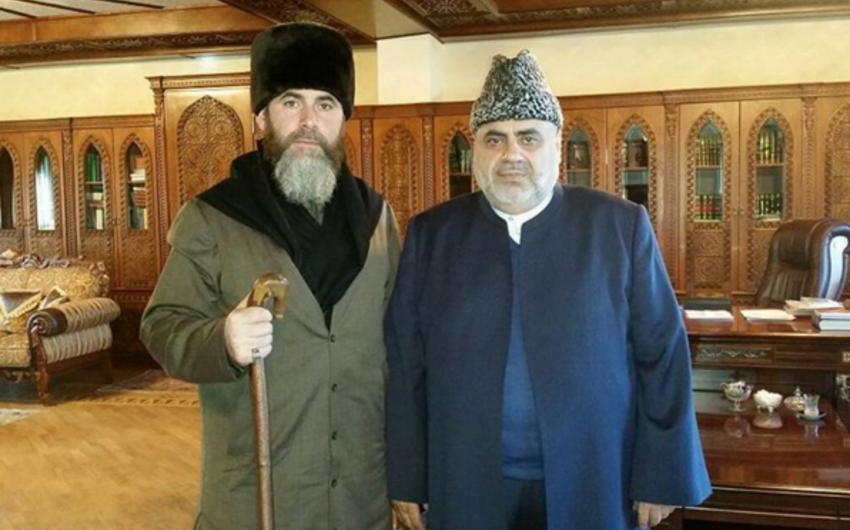 Глава УМК и муфтий Чечни обсудили сотрудничество по решению межконфессиональных проблем