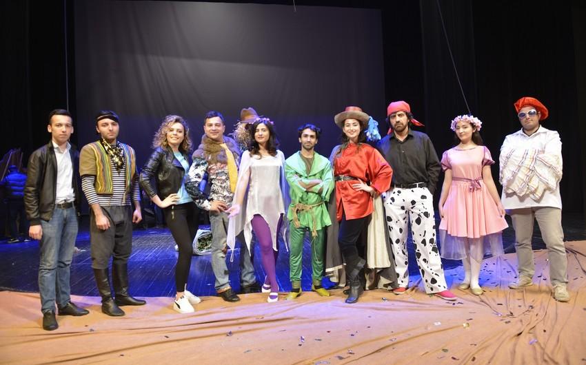 Musiqili Teatrda yeni tamaşanın premyerası keçiriləcək