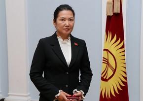 В Кыргызстане утверждена кандидатура Сурабалдиевой на пост вице-премьера