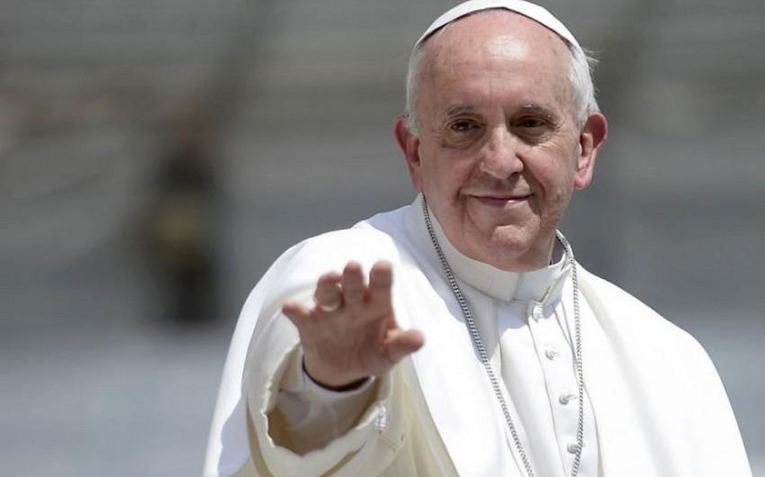 Roma Papası Vatikanın gizli arxivlərini açmağa söz verib