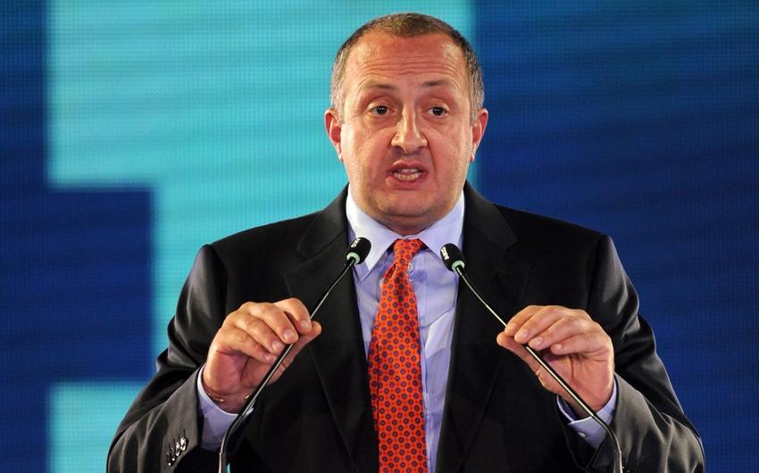 Gürcüstan prezidenti baş nazirliyə namizədi təsdiqləyib