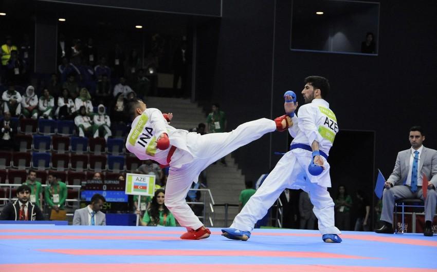 Karate yarışlarının keçirilməsinin mümkün variantları müzakirə olundu