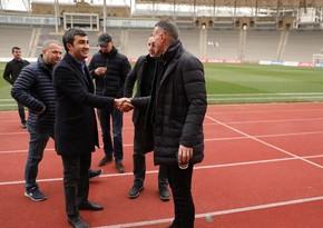 Qarabağ rəsmisi: UEFA-ya müraciət etməyəcəyik, biz Molde deyilik
