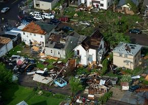 В США из-за бури погибли 12 человек, среди которых 10 детей