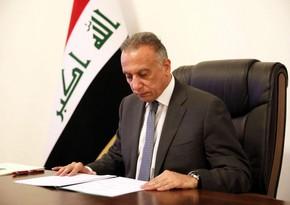 Премьер Ирака принял отставку министра здравоохранения