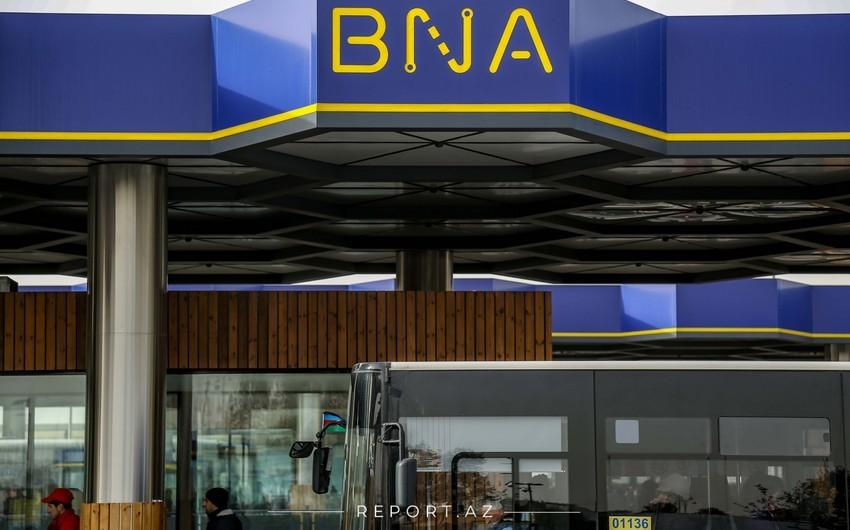 BNA daha 1 yol kəsişməsində təhlillərə başladı