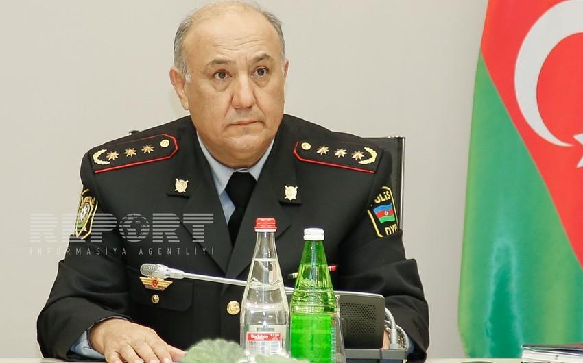 Vaqif Əsədova polis polkovniki rütbəsi verilib - FOTO