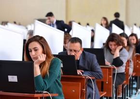 В Азербайджане 20 июня состоится экзамен по приему на госслужбу