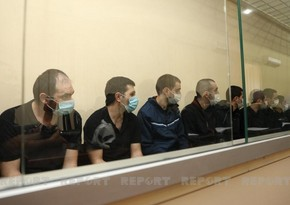 Armenians committing terrorist acts against Azerbaijan interrogated in court - UPDATED