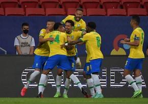 Кубок Америки: Сборная Бразилии разгромила команду Венесуэлы