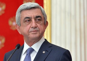 Serzh Sargsyan's party to take part in early elections