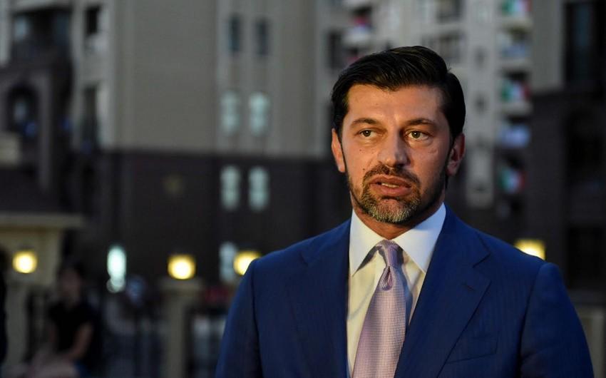 Kaxa Kaladze: SOCAR Gürcüstanın Neft-Qaz Korporasiyasının səhmlərinin bir hissəsini almaq istəyir