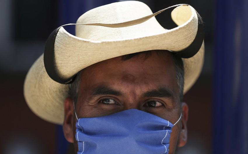 Meksikada koronavirus qurbanlarının sayı 10 167-yə çatıb