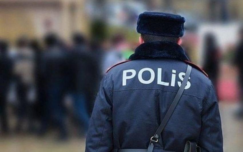Polis çay evində əməliyyat keçirdi, saxlanılan var - FOTO - VİDEO - YENİLƏNİB