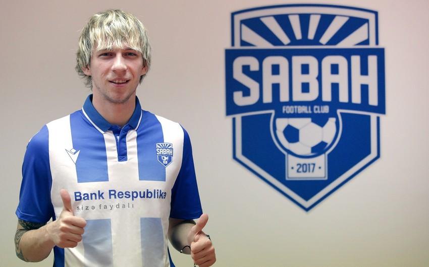 Sabah klubu Moldova millisinin futbolçusunu transfer edib