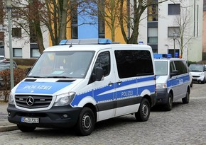 Car hits pedestrians in Germany, casualties reported