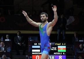 Avropa çempionatı: Məmmədov finalda, Əzizli bürünc medal uğrunda güləşəcək - YENİLƏNİB