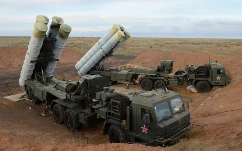 Türkiyə Rusiyadan 2,5 milyard dollar dəyərində S-400 kompleksləri alıb