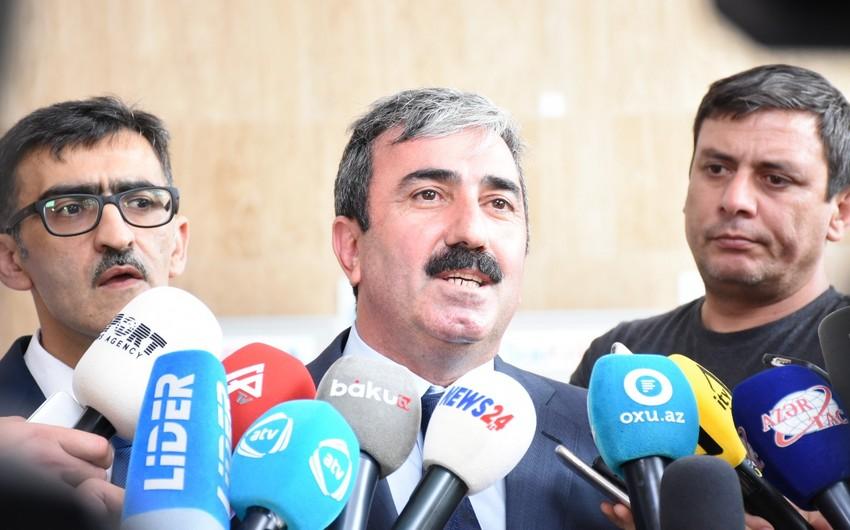 """Sədr müavini: """"Bakı Metropoliteni""""nin Bənövşəyi xəttinin yeni stansiyası tikiləcək"""