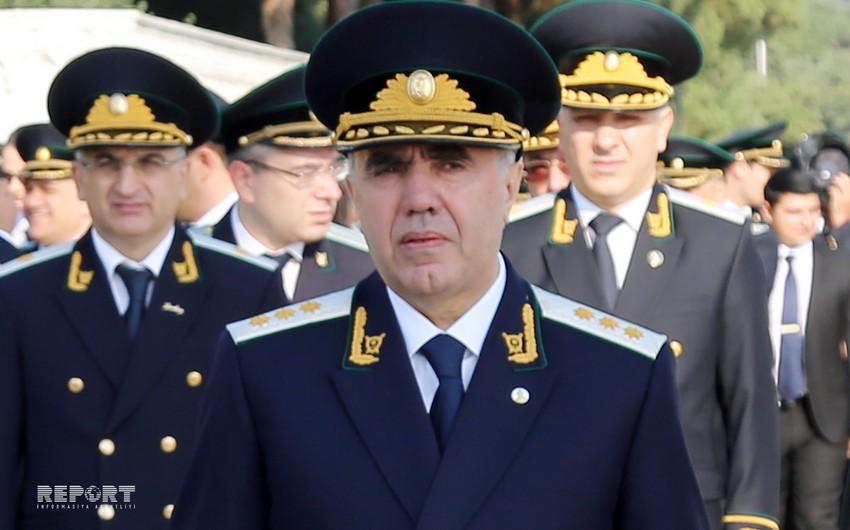 Закир Гаралов: Раскрыто 96,8% особо тяжких преступлений, совершенных в первом полугодии этого года