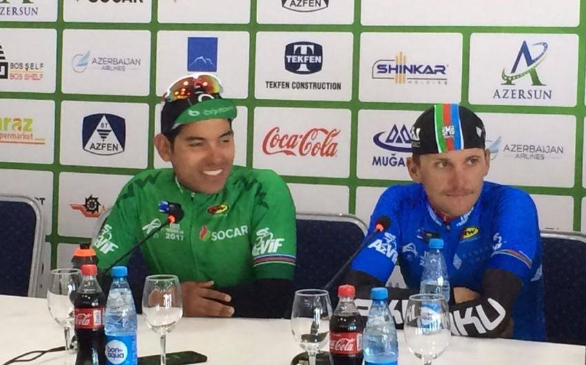 Kirill Pozdnyakov: Ümid edirəm ki, Tour dAzerbaidjan 2017nin qalibi olacağam