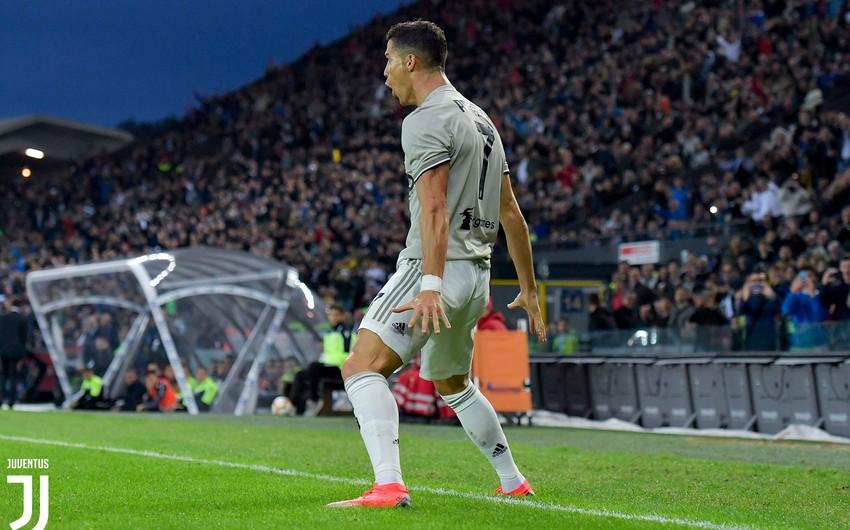 Ювентус одержал восьмую победу подряд в Серии А