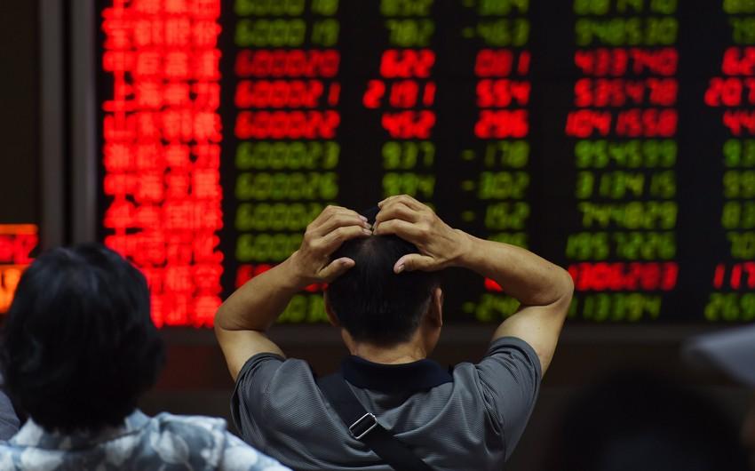 Çin yeni iqtisadi təhlükə qarşısındadır