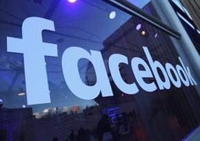 """""""Facebook"""" Holokostla bağlı siyasətini sərtləşdirir"""