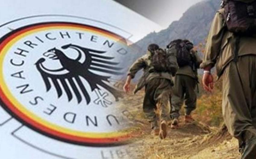 Almaniya terrorçu PYD və YPG-ni PKK-nın Suriyadakı qolları kimi tanıyıb