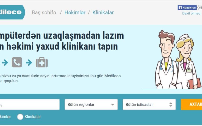 Azərbaycanda həkimləri internetdən axtarmaq üçün yeni xidmət yaradılıb