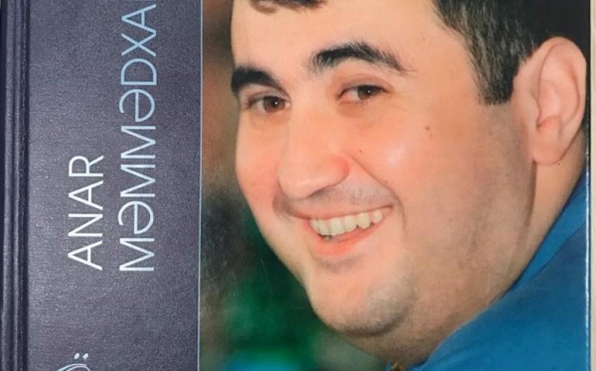 Anar Məmmədxanovun kitabları AMEA Mərkəzi Elmi Kitabxanasına hədiyyə edilib