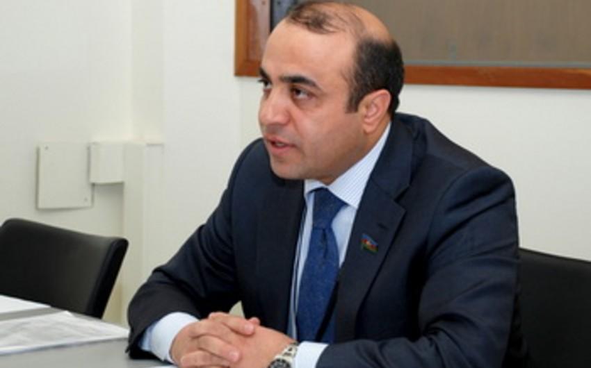 Azay Quliyev: Şuraya ayrılan vəsaitin 10 milyona çatdırılmasını istərdim