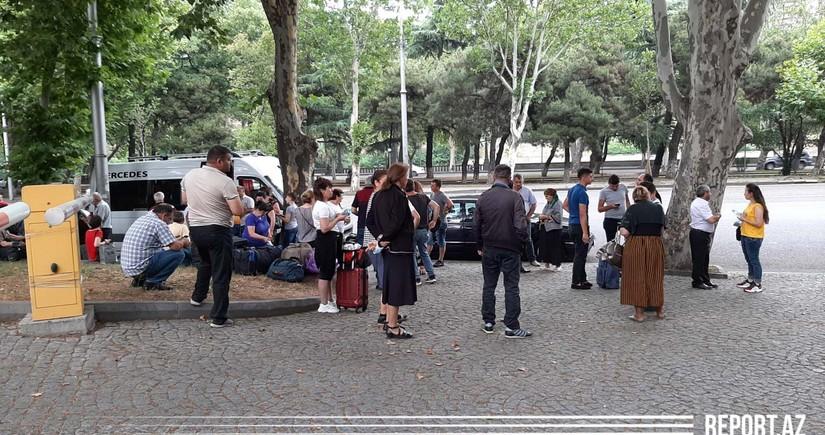 Azərbaycan vətəndaşlarının Gürcüstandan təxliyəsi başa çatdırılıb