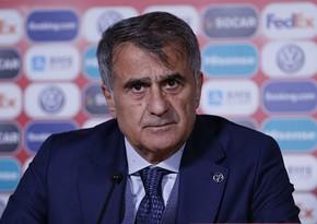 Şenol Güneş: Mən futbolçulara inanıram, Türkiyə də inansın