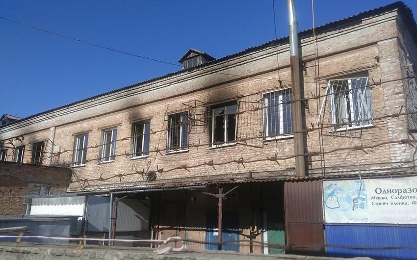 Ukraynada 4 azərbaycanlı hosteldə yanaraq ölüb