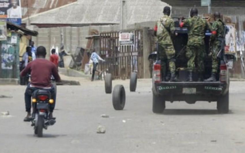 Nigeriyada naməlum şəxs kütləyə atəş açıb, 20 nəfər ölüb