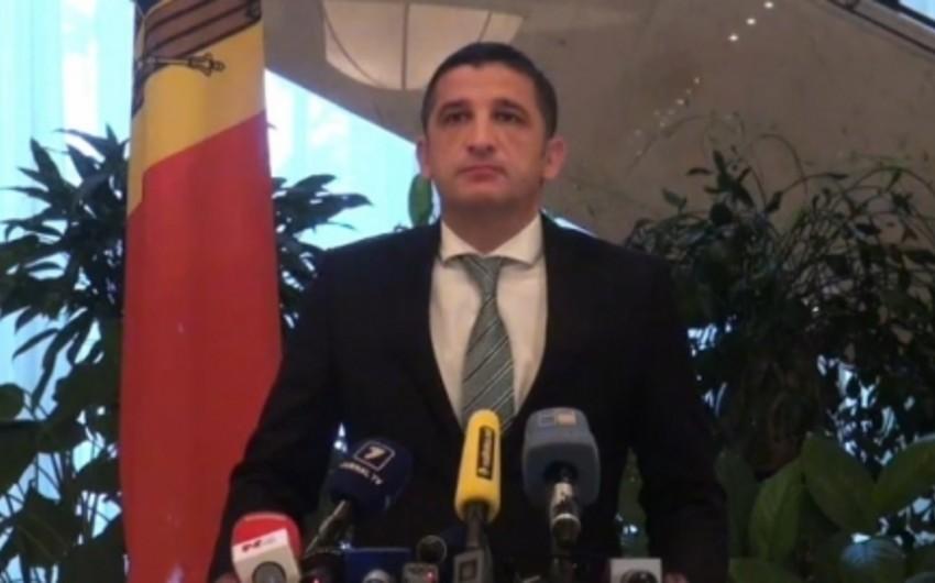 Adviser to President of Moldova resigned